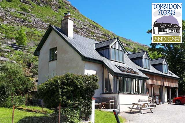 Torridon Stores and Cafe