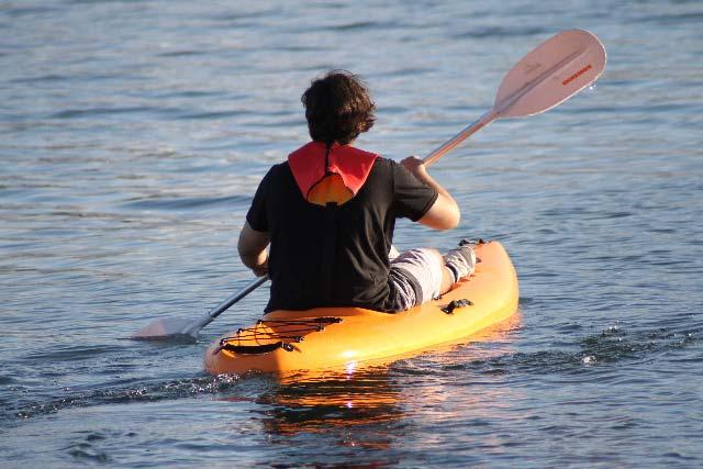 Torridon Activities - Kayaking